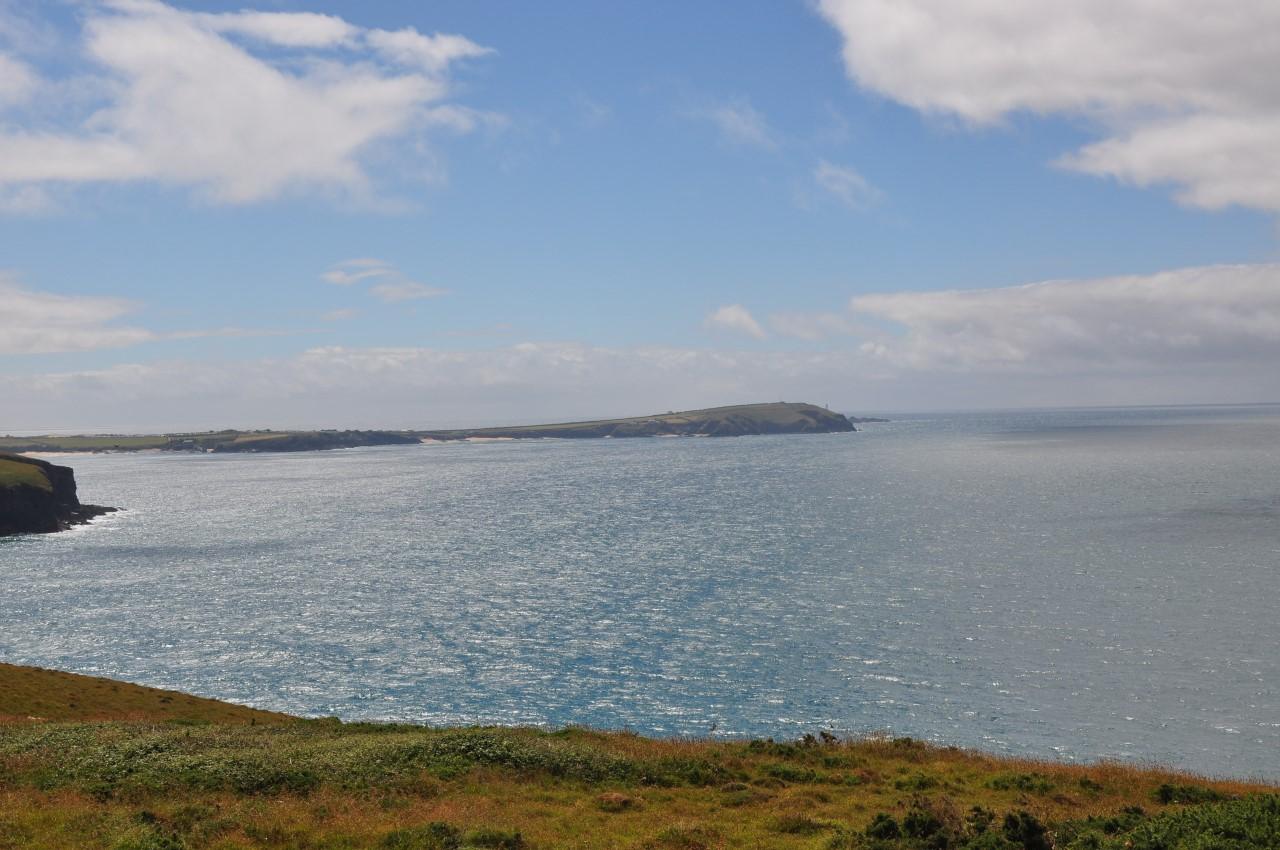 Wandeling Padstow - Cornwall