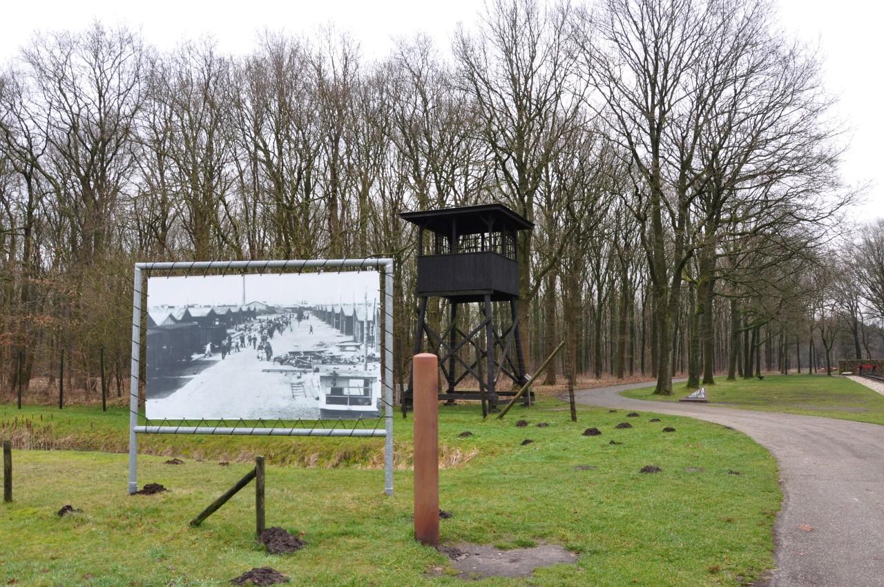 Wandelroute kamp westerbork