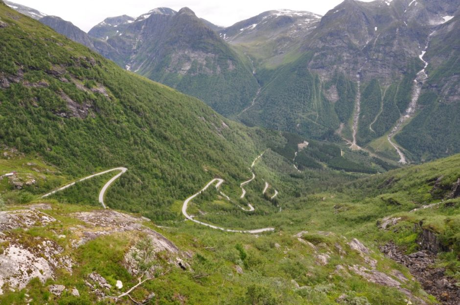 Noorwegen Gaularsfjellet