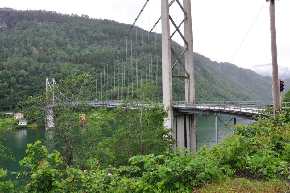 Noorwegen Hadangerfjord 1