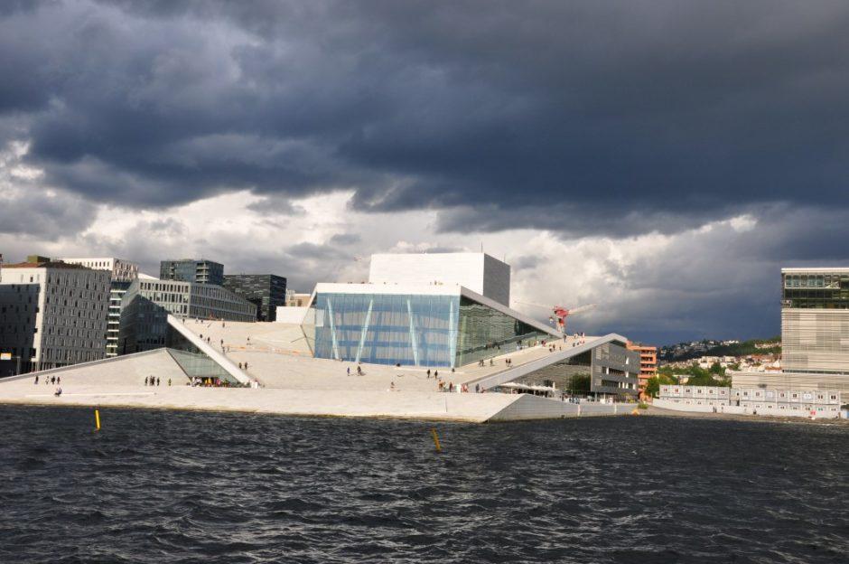 Noorwegen Opera Oslo