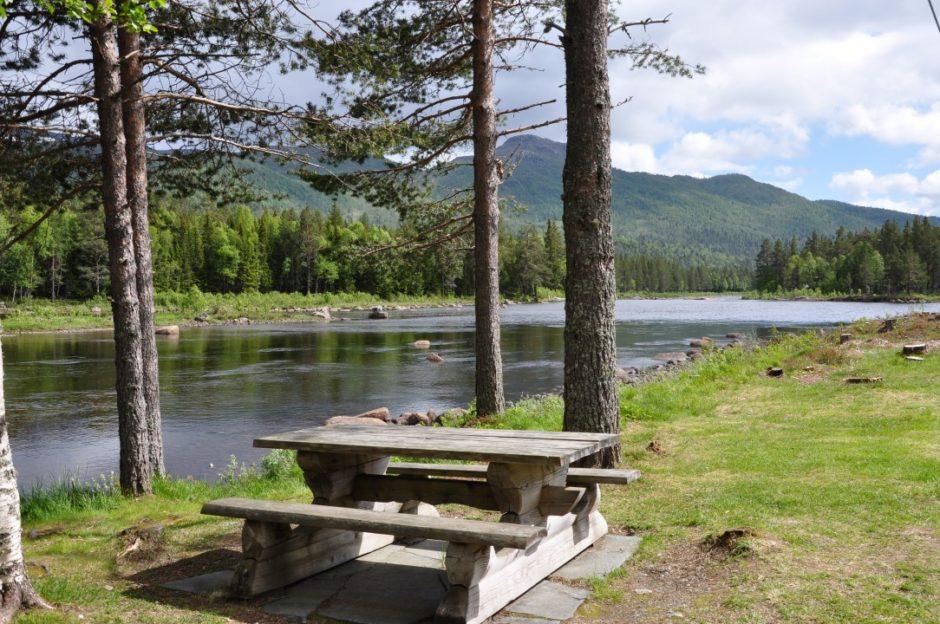 Noorwegen Setesdal Telemark
