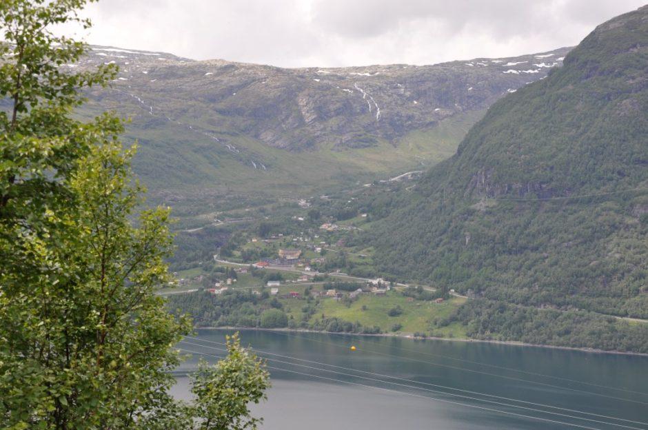 Noorwegen Wandeling Røldal