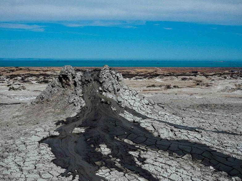 How to travel from Baku to Gobustan to see the famous mud volcanoes of Azerbaijan and the Gobustan petroglyphs. A convenient and budget-friendly option.