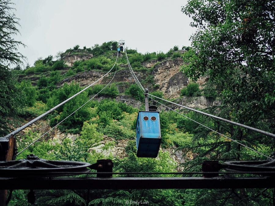 The Chiatura cable cars are one of the coolest attractions in Georgia. This post recounts our experience there, with photos to inspire you to visit too.