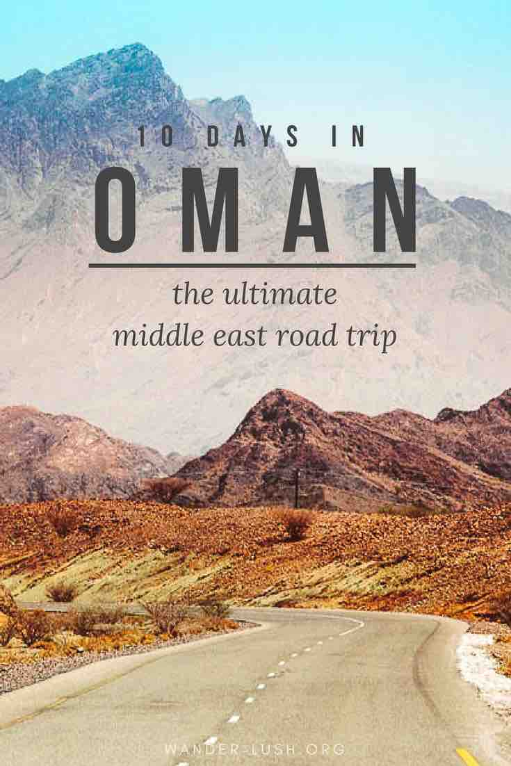 The Big Trip: Oman photo
