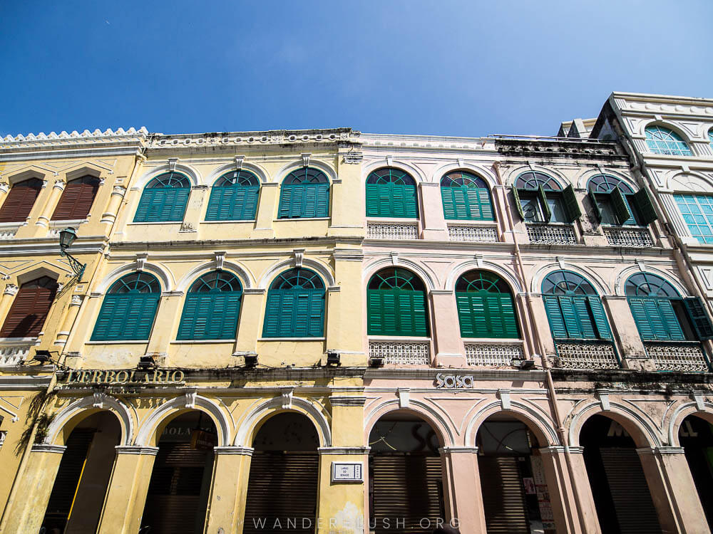 A collection of Hong Kong Macau photography—plus a few of my recommendations for what to do, see, eat and drink in Hong Kong. | Copyright Emily Lush 2018