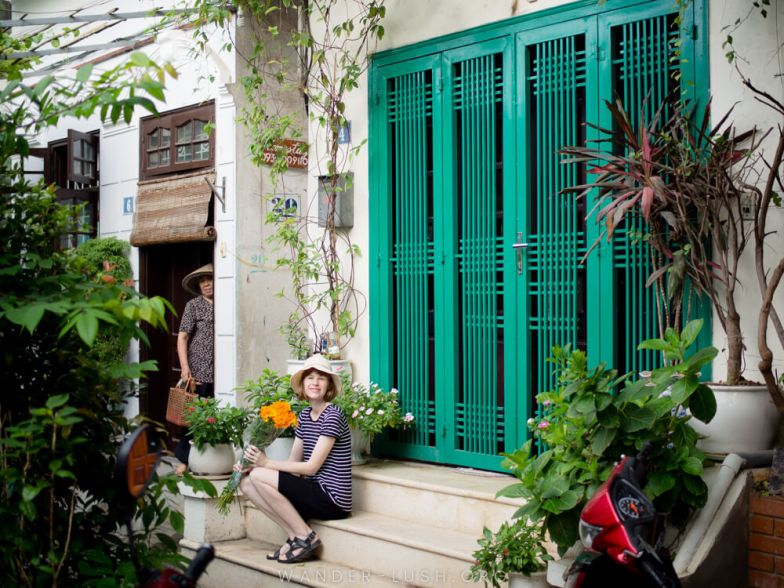 There's way more to Hanoi than the Old Quarter. If you want to experience Hanoi like a local, check out Ngoc Ha Village—Hanoi's most charming inner-city neighbourhood. Here's a quick guide to Ngoc Ha's green spaces, street food, local markets and temples.