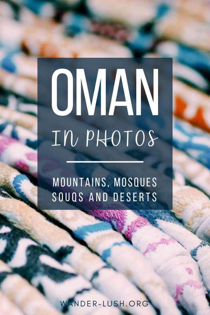 """My favourite Oman photography – from Muscat to Sur, Wahiba Sands to Nizwa, and beyond! Here are 59 photos to inspire you to visit Oman."""