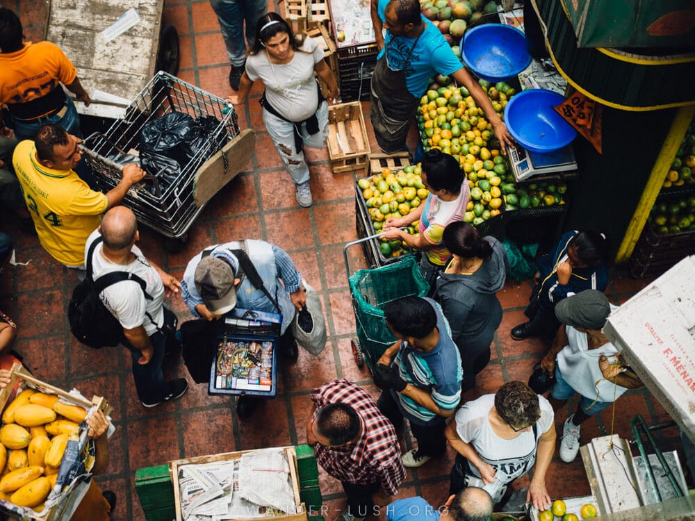 Vibrant, fresh and authentic—here are the 3 best local markets in Medellin to visit if you want a taste for fruit and local culture in Medellin, Colombia.
