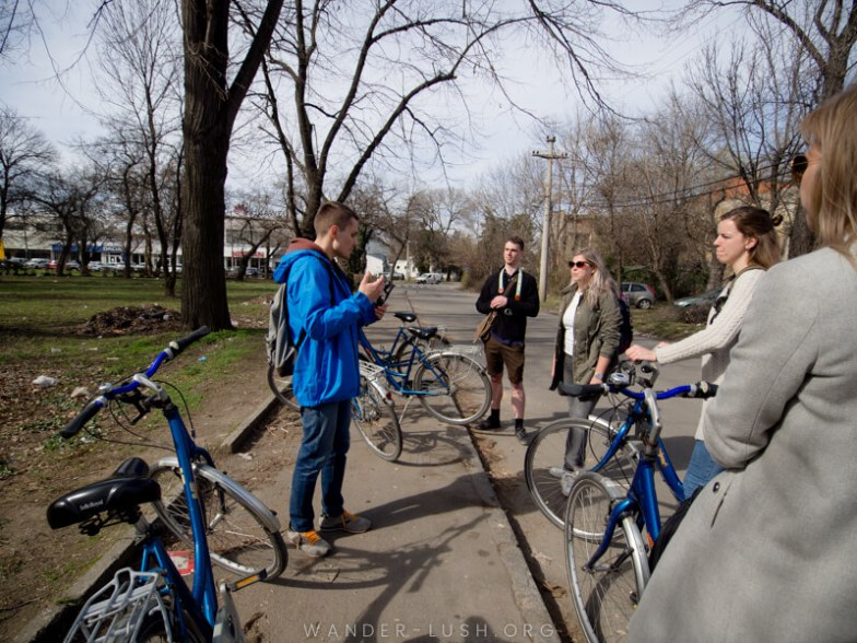 A review of our iBike Belgrade tour experience, and why you should consider taking a cycling tour of New Belgrade and Zemun.