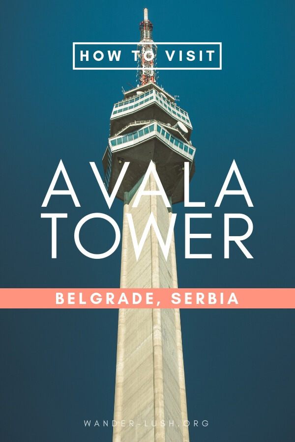 A complete guide to visiting the iconic Avala Tower from Belgrade using public transport. Including directions, maps, and the top things to do in Avala.