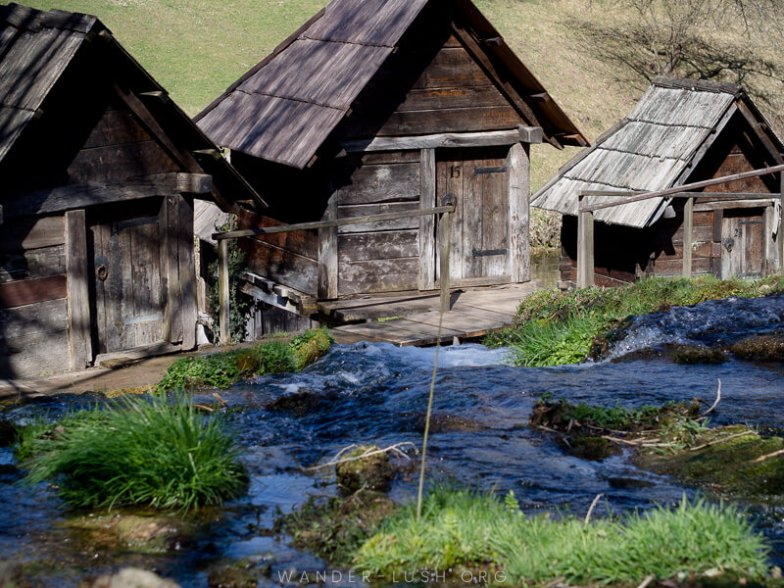 A complete guide to visiting Pliva Lakes and Pliva watermills outside of Jajce, Bosnia and Herzegovina. Includes a transport guide and visitors info.