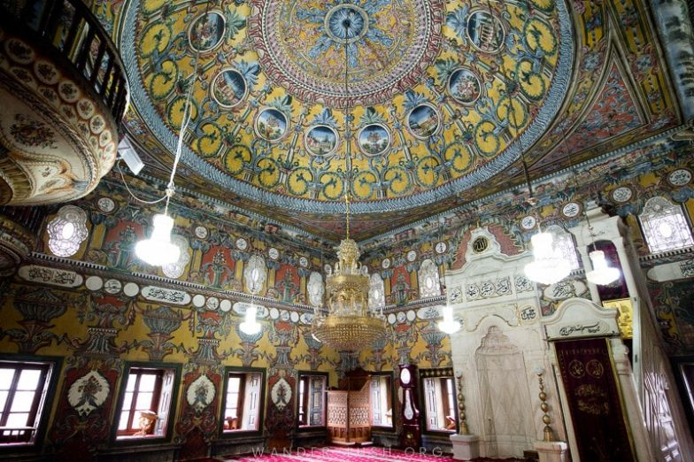Looking for an easy day trip from Skopje? Here's how to visit 2 of the country's top religious sites, Tetovo Mosque & Arabati Baba Teke, by bus | The majestic Tetovo Mosque!
