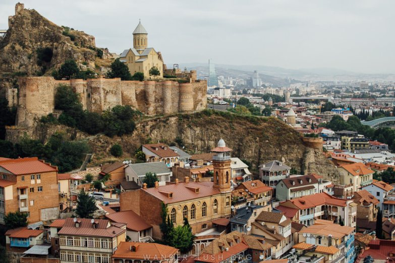 There's a whole lot to love about Tbilisi. From unusual snack foods to underground clubs, here are my favourite things to do in Tbilisi Georgia.