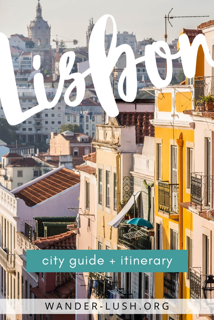 The perfect Lisbon guide for your first visit to Portugal. Everything you need to know for a successful visit – including the best things to do in Lisbon.