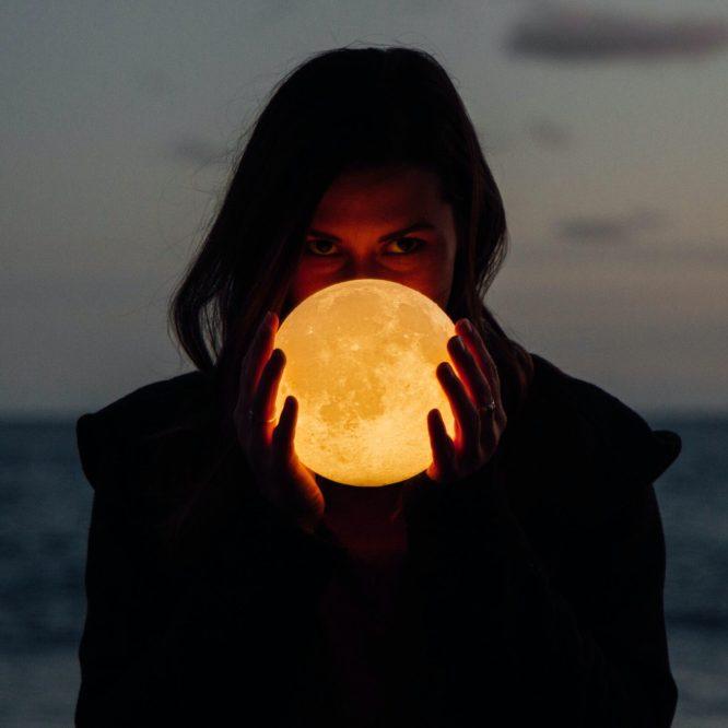 New Moon Visioning