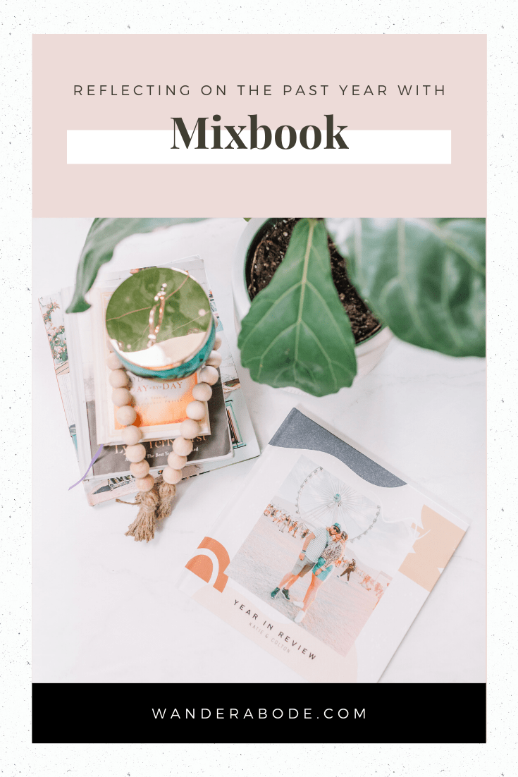 YEAR IN REVIEW WITH MIXBOOK
