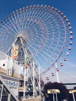 Tempozan Wheel