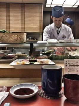 Konnichiwa chef! ;)