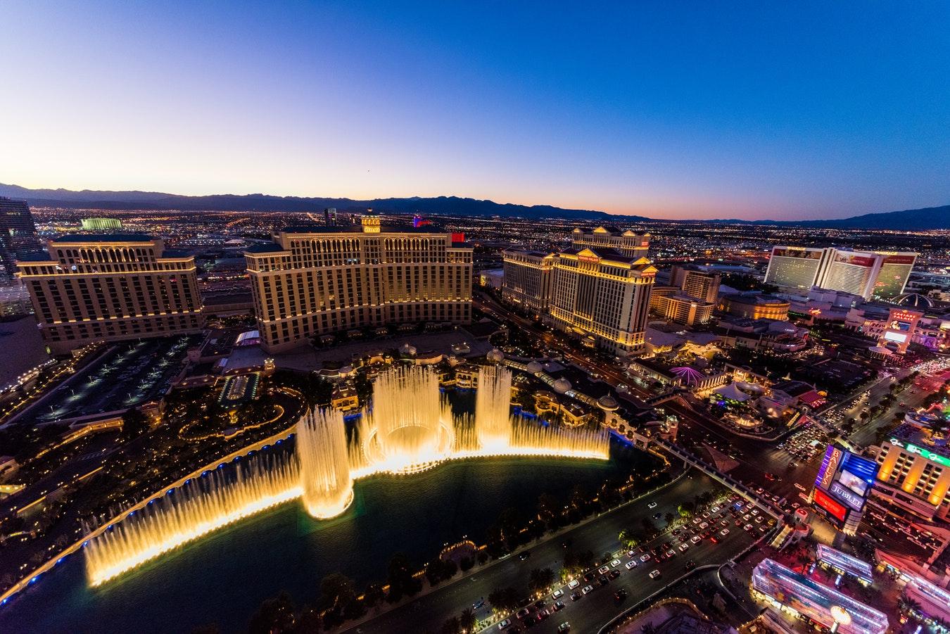 Vegas Fountain