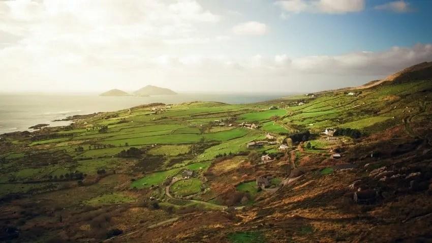 Ring Kerry Dingle Ireland