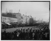 President Wm. McKinley, 2nd Inaugural parade, ca 1900