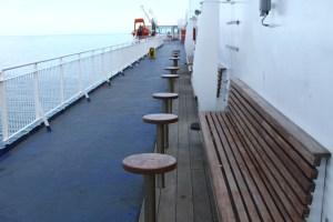 Stena Ferry outside
