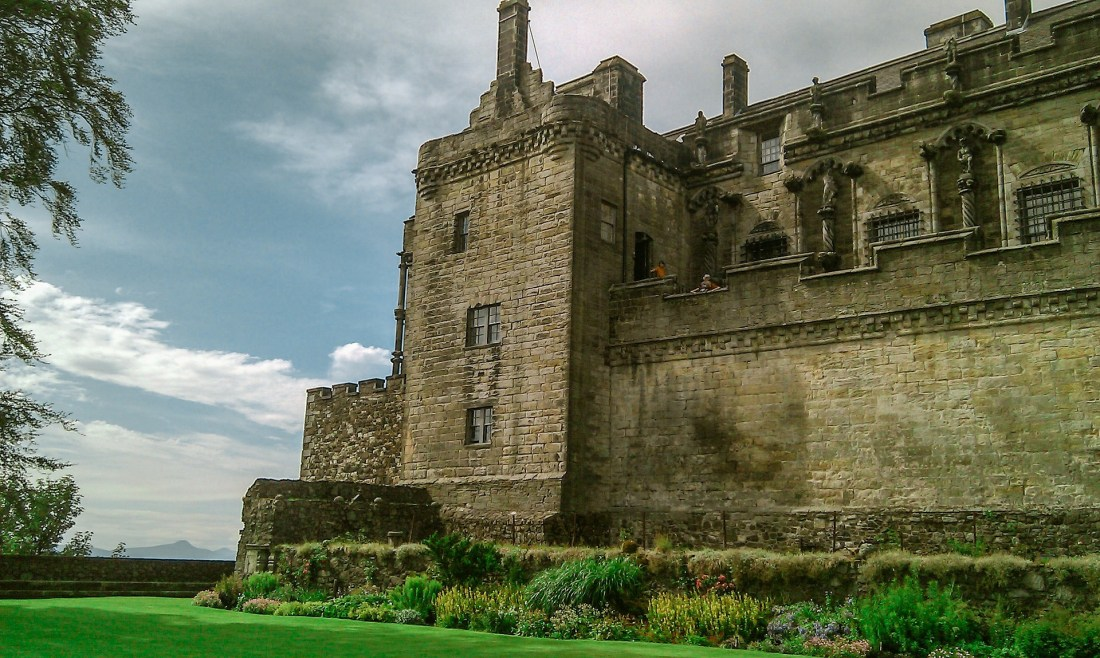 Sterling Castle with Haggis Adventures