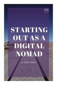 Digital Nomad Start - Pinterest