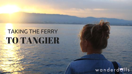 tangier med ferry