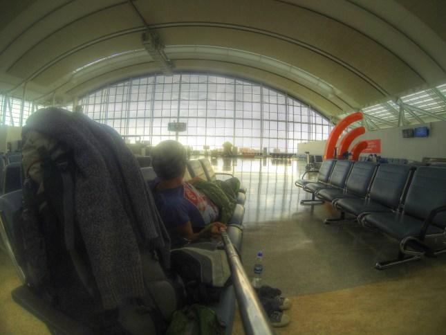 Der beste und billigste Start in ein unbekanntes Land ist ein guter Airport