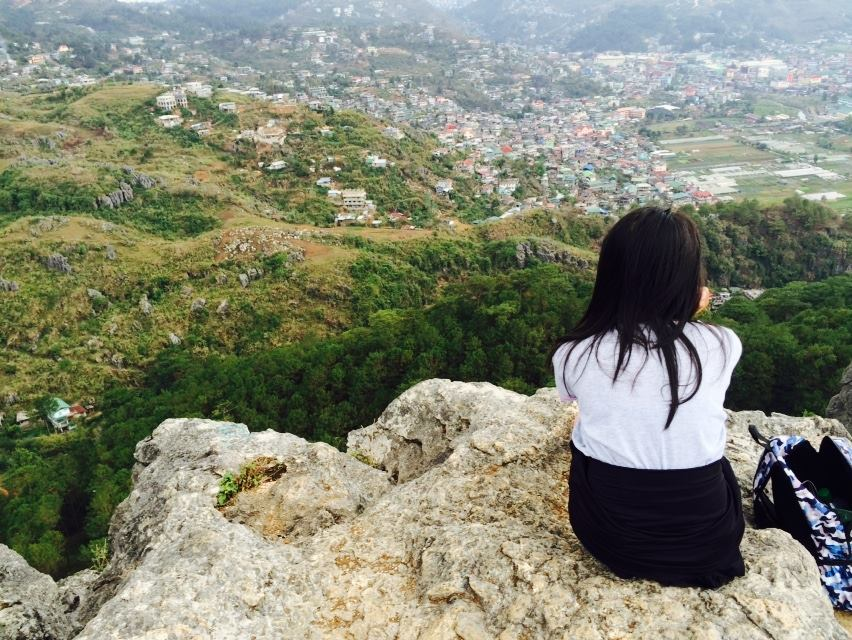 View from Mt. Kalugong