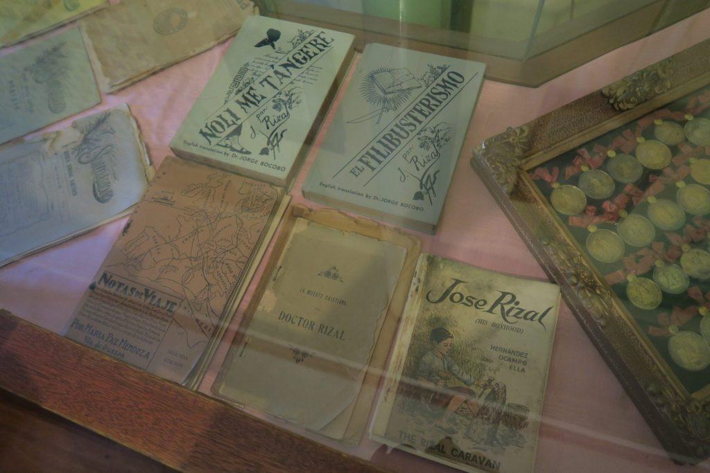 Rizal's Books