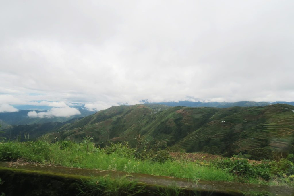 Benguet Vegetable Terraces