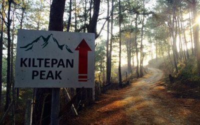 SAGADA: Camping at Kiltepan Peak