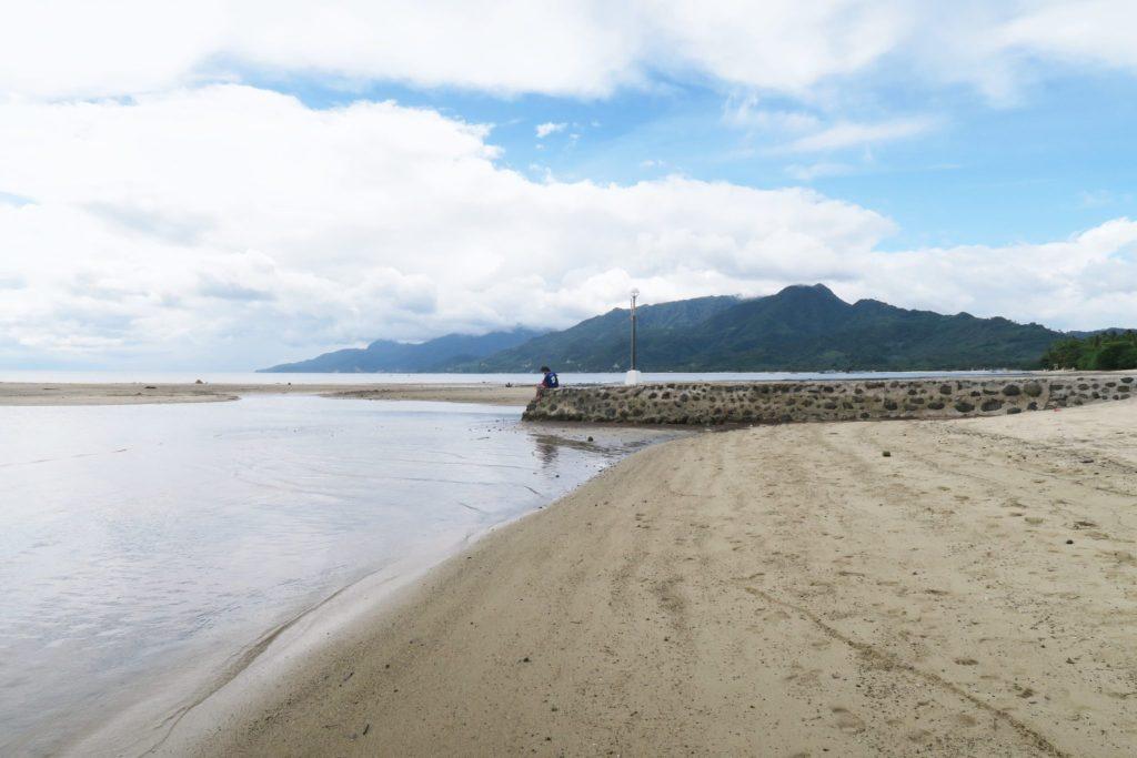Sandbar Near One Laiya
