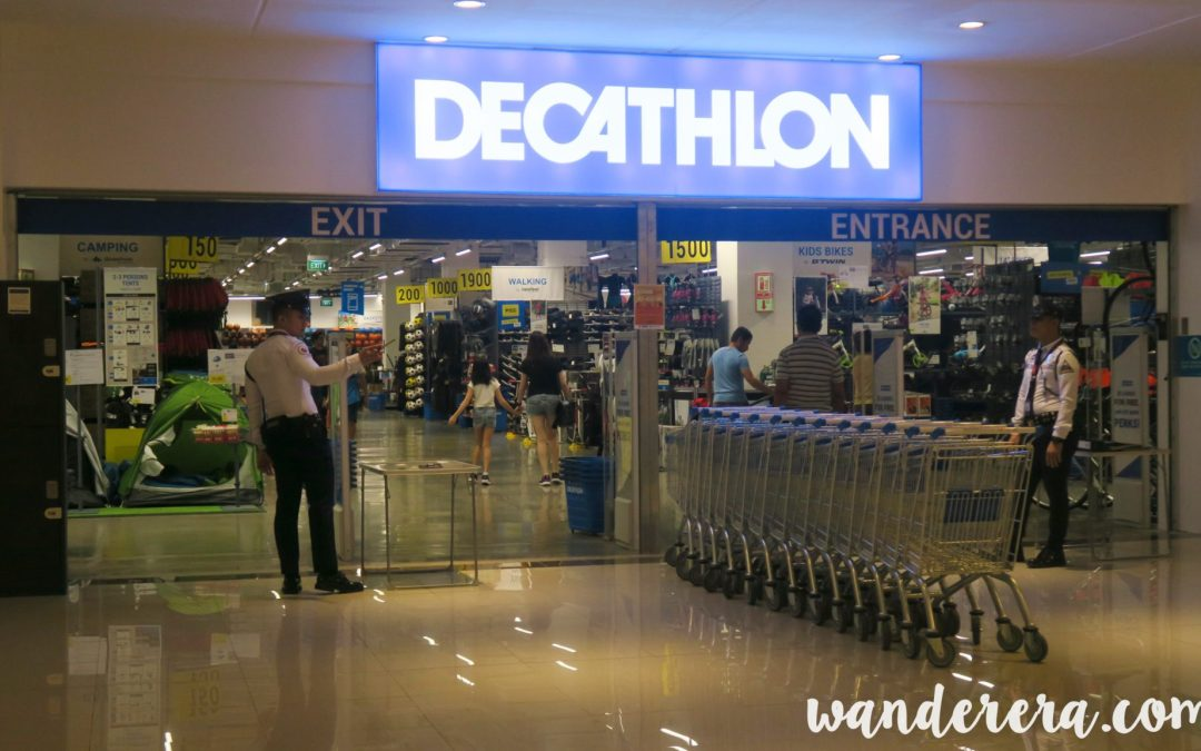 Cheap Camping Essentials for Budget Campers at Decathlon