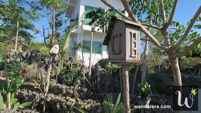 Birdland Beach Club Birdhouse