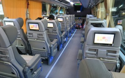 JoyBus Premiere Class: How To Book Online