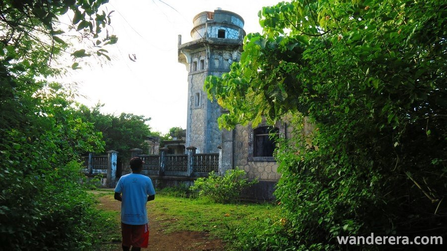 Lighthouse in Palaui