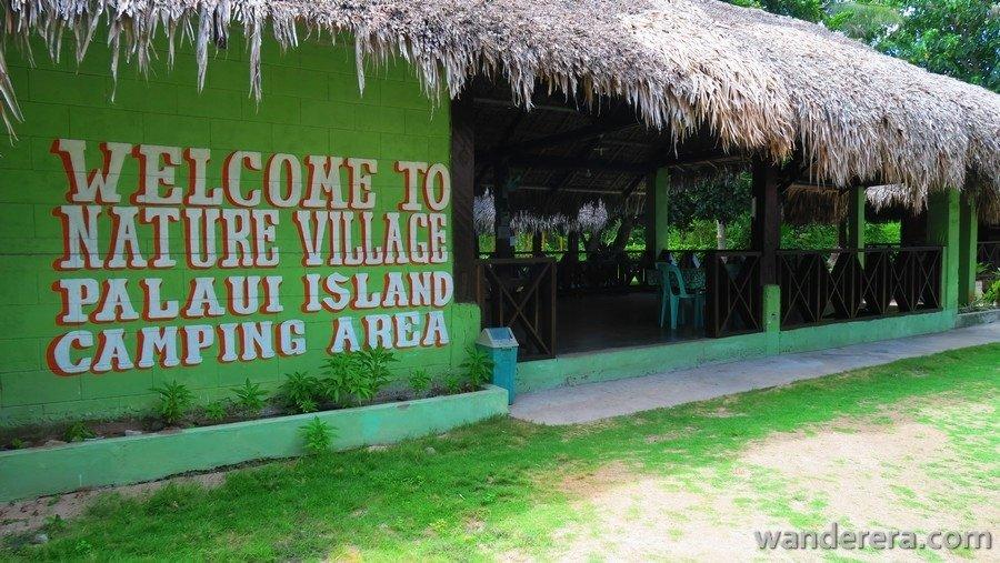 Palaui Camping