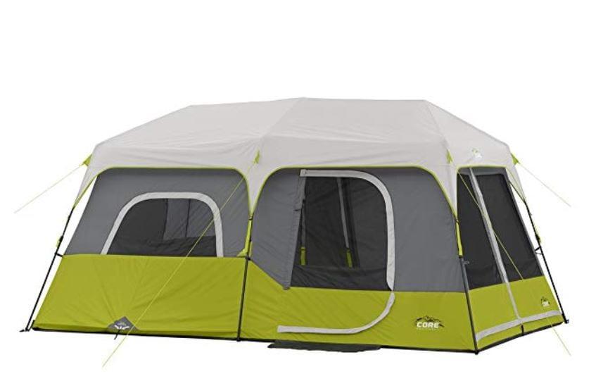instant cabin tent