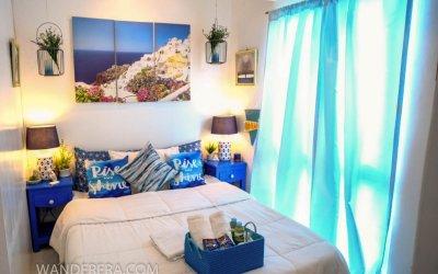 The Happy Soul Santorini Villa: A La Bella Tagaytay Staycation