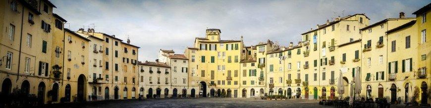 Anfiteatro Romano, Lucca, Italy
