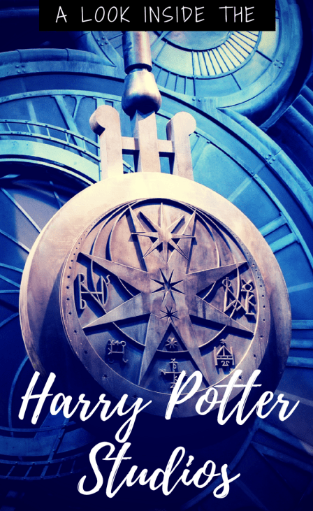 A Magical Valentine's Day at the Harry Potter Studios