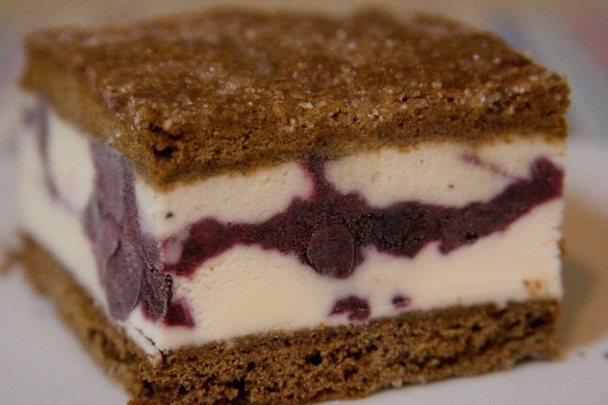 Sausalito Ice Cream Sandwich
