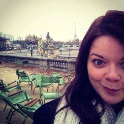 In awe in Paris