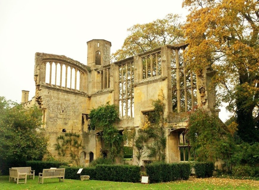 Haunted Sudeley Castle Halloween