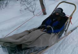 Snuggling Down In Finland